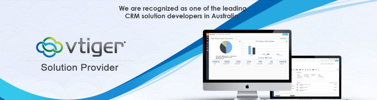 vTiger CRM Developers | vT Professionals Australia Blog
